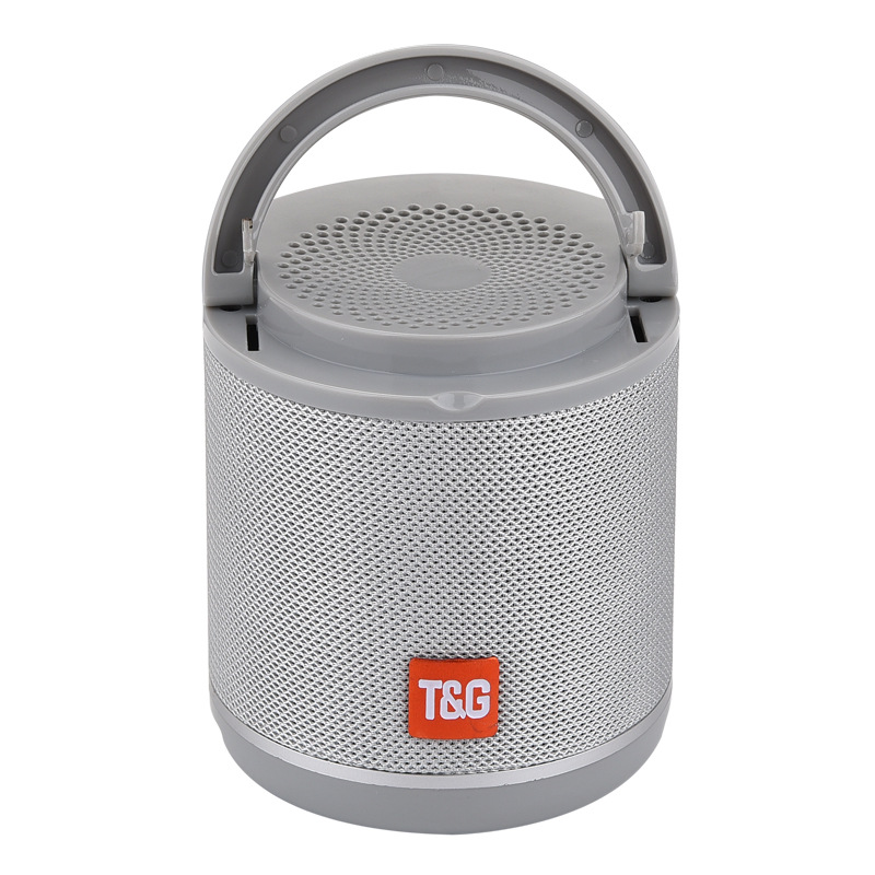 TG518 Bluetooth Speaker Phone Holder TWS Series FM Card Subwoofer Wireless Outdoor Portable Bluetooth Small Speaker