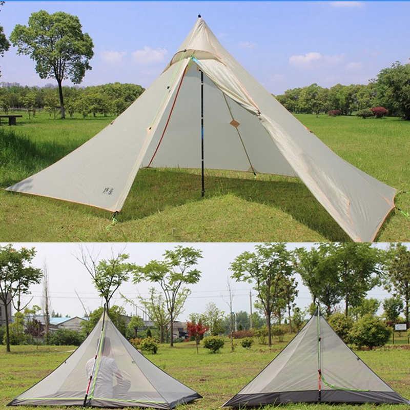 ASTAGEAR windwisper2 namiot piramidowy ul namiot namiot kempingowy