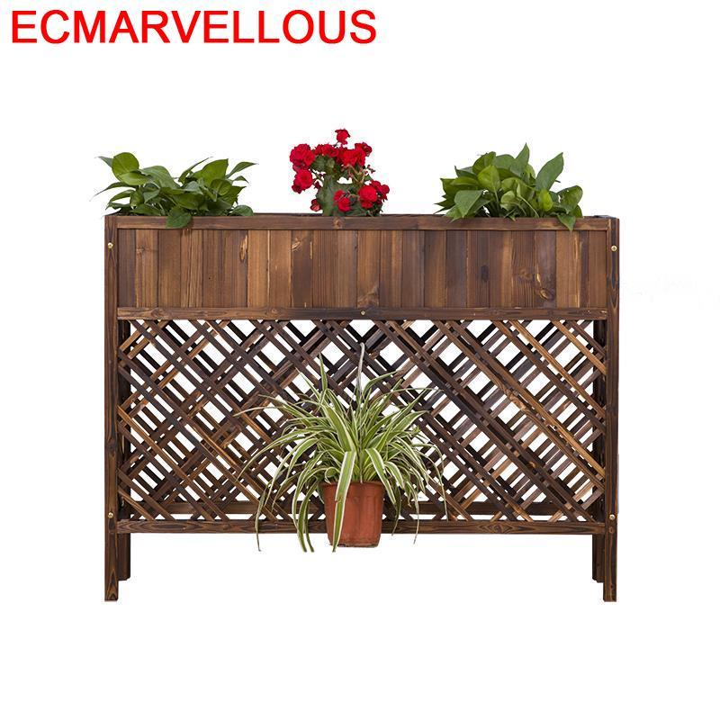 For Macetas Estante Para Flores Living Room Table Estanteria Jardin Balcony Flower Shelf Stojak Na Kwiaty Dekoration Plant Stand