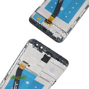 Image 4 - Original 5.9 จอแสดงผลกรอบสำหรับHuawei Mate 10 Lite LCD Touch Screen Digitizer Assembly Nova 2i RNE L21