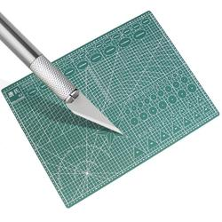 A2 doppelseitige Schneiden Bord PVC Schneiden Matte Pad Patchwork Schreiben Antistatischen Gleitschutz Zeichnung Studenten Familien Büro Werkzeug