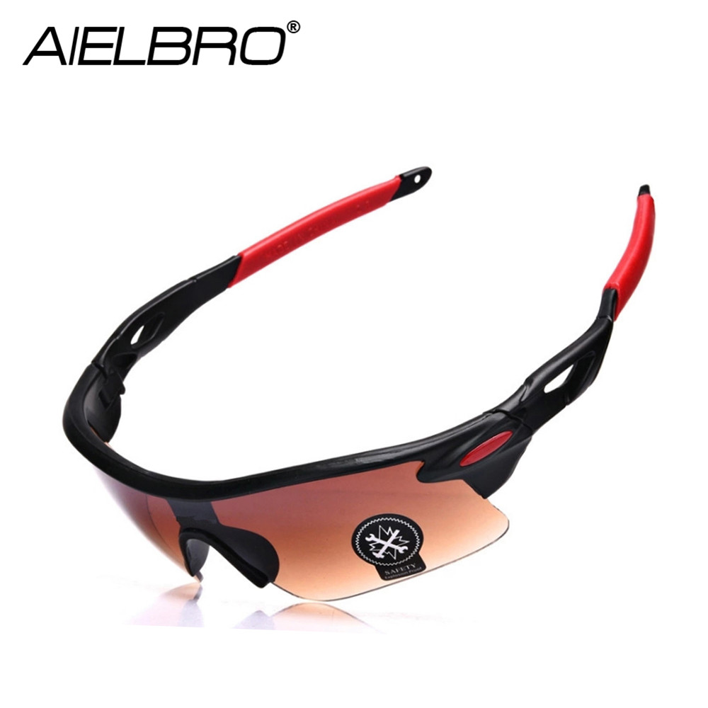 Cycling Sunglasses For Men Women UV Protection Cycling Eyewear Outdoor Goggles Riding Running Multi-Color Optional DropShipping