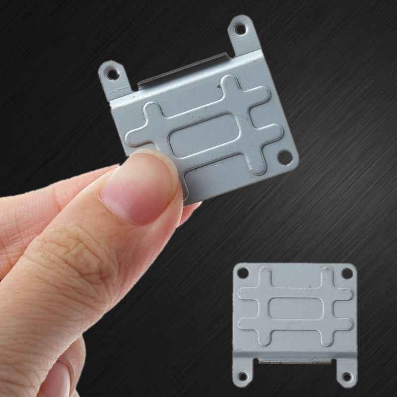 Mini Metal PCIE PCI-E pół na pełny wymiar karta rozszerzeń bezprzewodowy uchwyt do adaptera pci-express WiFi ze śrubami U1JA