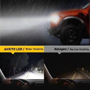 Image 4 - LED H4 LED H11 H8 9005 9006 H9 HB3 9003 9012 Canbus żarówka do przedniego reflektora światła samochodowe 16000LM 80W 6500K 12V 24V lampa samochodowa nie ma radia poziom hałasu