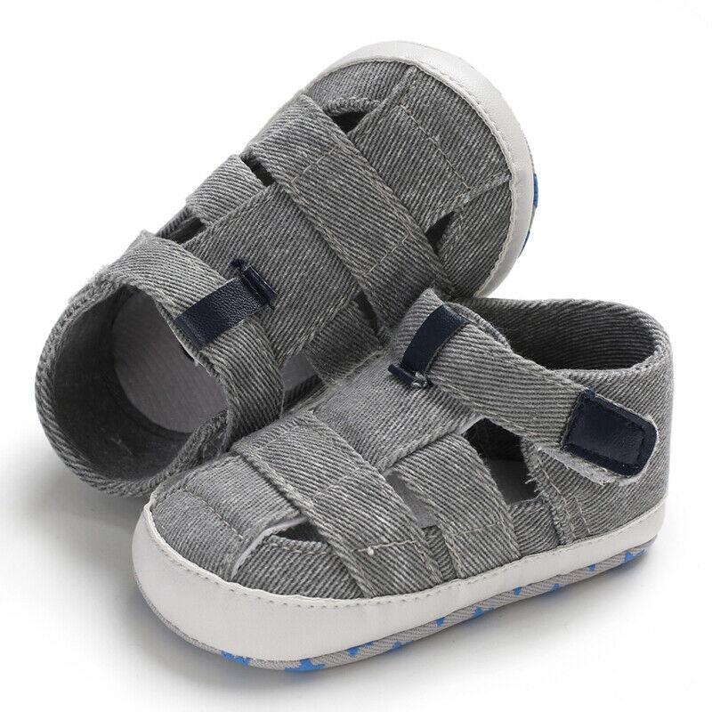 Baby Boy Girl Summer Sandals 0-18M 14