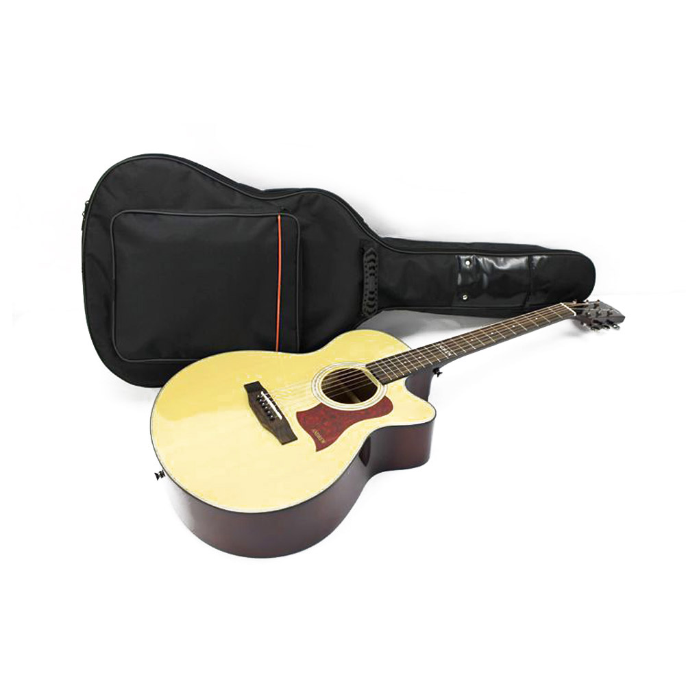 Fashion Portable 38-41 Inch Acoustic Classical Guitar Bag Double Straps Padded Thicken Soft Case Guitars Backpack SER88