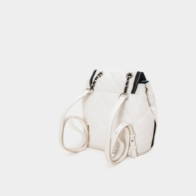 Nuleez back pack women real leather fashion design bag ladies daily wearing