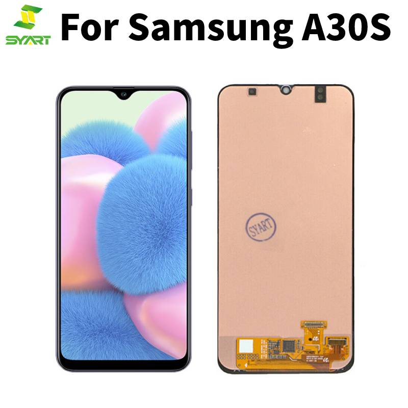 Сенсорный ЖК-экран 6,4 дюйма для Samsung Galaxy A30S, цифровой преобразователь в сборе для Samsung A30s, A307, A307F, A307G, A307YN, экран дисплея