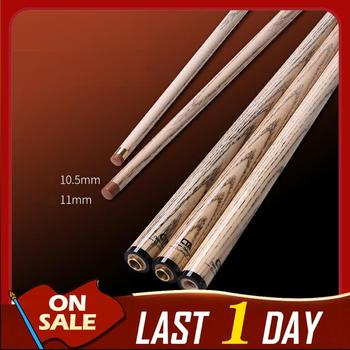 Billiard 10.5mm/11mm Tip Quick/Slow Joint Ash Eight/Ten Joint Technology Shaft Forearm Billiard Stick Shaft for FURY CUPPA HOW