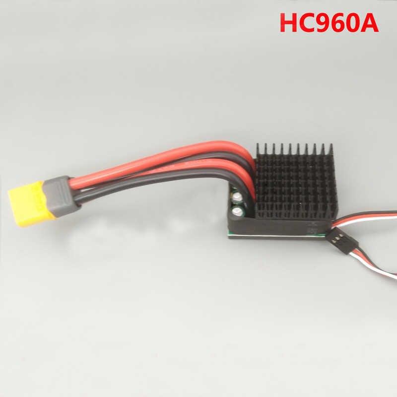 1PCs 10V ~ 32V 12V 24V 480A/960A Bidirektionale Gebürstet 3S/4S/5S/6S ESC Elektrische Speed Controller für DIY RC Differential Crawler