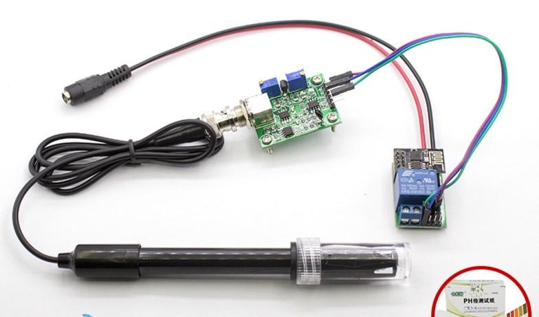 Cross-Array IoT Electronics Kit Sensor Module Ph PH Remote Monitoring