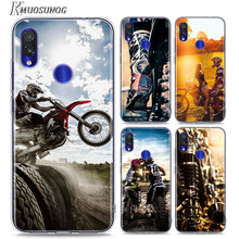 Soft TPU Cover for Redmi 8 8A Motocross dirt bikes for Xiaomi Redmi Note 8 7 6 5 4X 4 7A 6A 6 S2 5A Plus Phone Case(China)