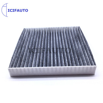 Cabin Air Filter For Honda Civic X CR-Z Odyssey For HR-V Insight CR-V Acura 80292-TF0-G01CU21003 80291-T5R-A01 80291-TF3-E01 image