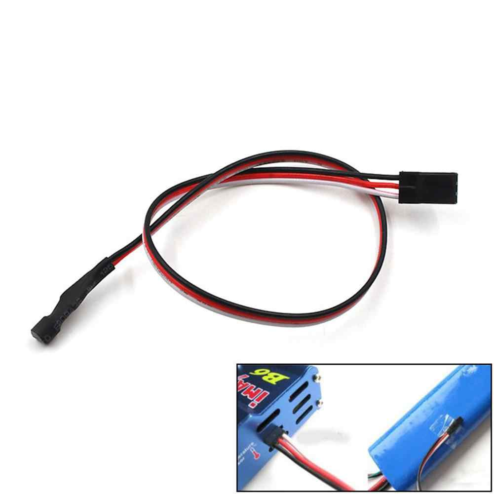 Temperature Sensor Cable Line Battery Life Protector for B5 B6 Lipo Battery