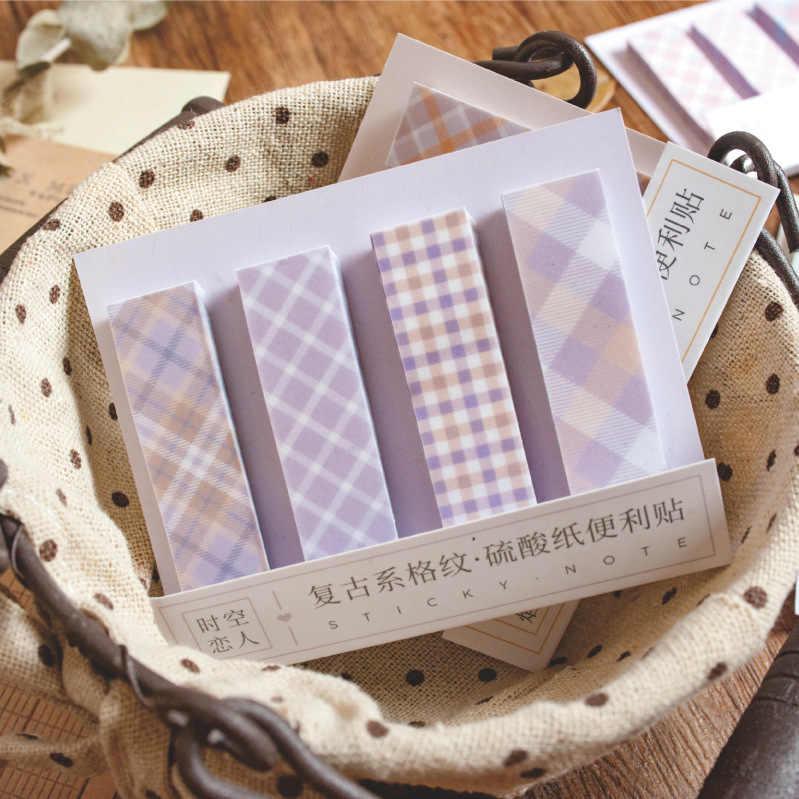 Basic Rooster Serie Boter Papier Sticky Notes Office Decor Memo Pad Sticker Diy Album Dagboek Lifelog Levert Decoratie Briefpapier