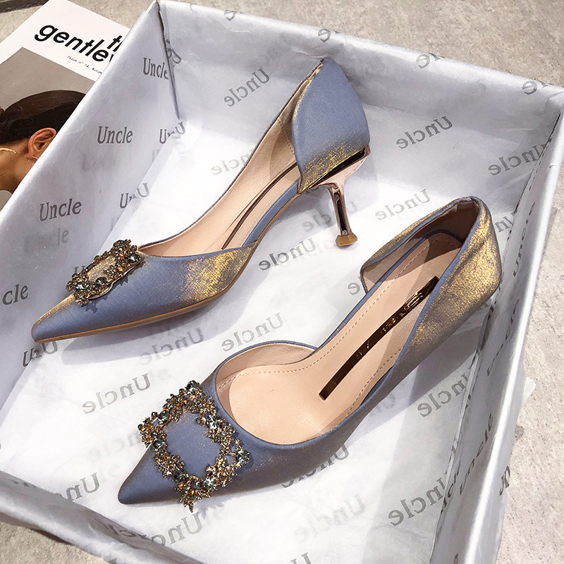 Spring New Bridal Shoes
