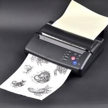 Stencil-Device Tattoo-Transfer-Machine Printer Thermal-Tools Copy Copier Drawing