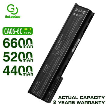 Golooloo 6 Cells Laptop Battery for HP ProBook 650 CA06 640 645 650 655 G1 G0 CA09 CA06XL HSTNN-DB4Y HSTNN-LB4X HSTNN-LB4Y