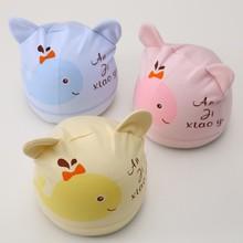 Casual Fashion Newborn Baby Soft Cartoon Hat Kid Toddler Cute Ear Cap Infant Gift