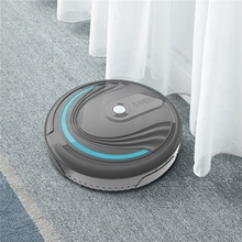 Rechargeable Auto Cleaning Robot Smart Sweeping Robot Floor Dirt Dust Vacuum Cleaner Auto Floor Cleaning Sweeping Sweeper smart vacuum cleaner automatic floor dust dirt cleaning robot dry wet sweeping machine intelligent sweeping robot