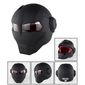Motorcycle helmet Vintage cruiser chopper engine engine Helmet Mask