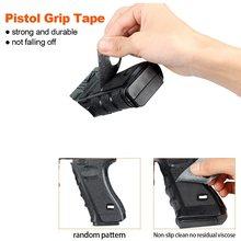 Gants antidérapants en caoutchouc pour étui de pistolet Glock 17 19 23, accessoires de Magazine de 9mm