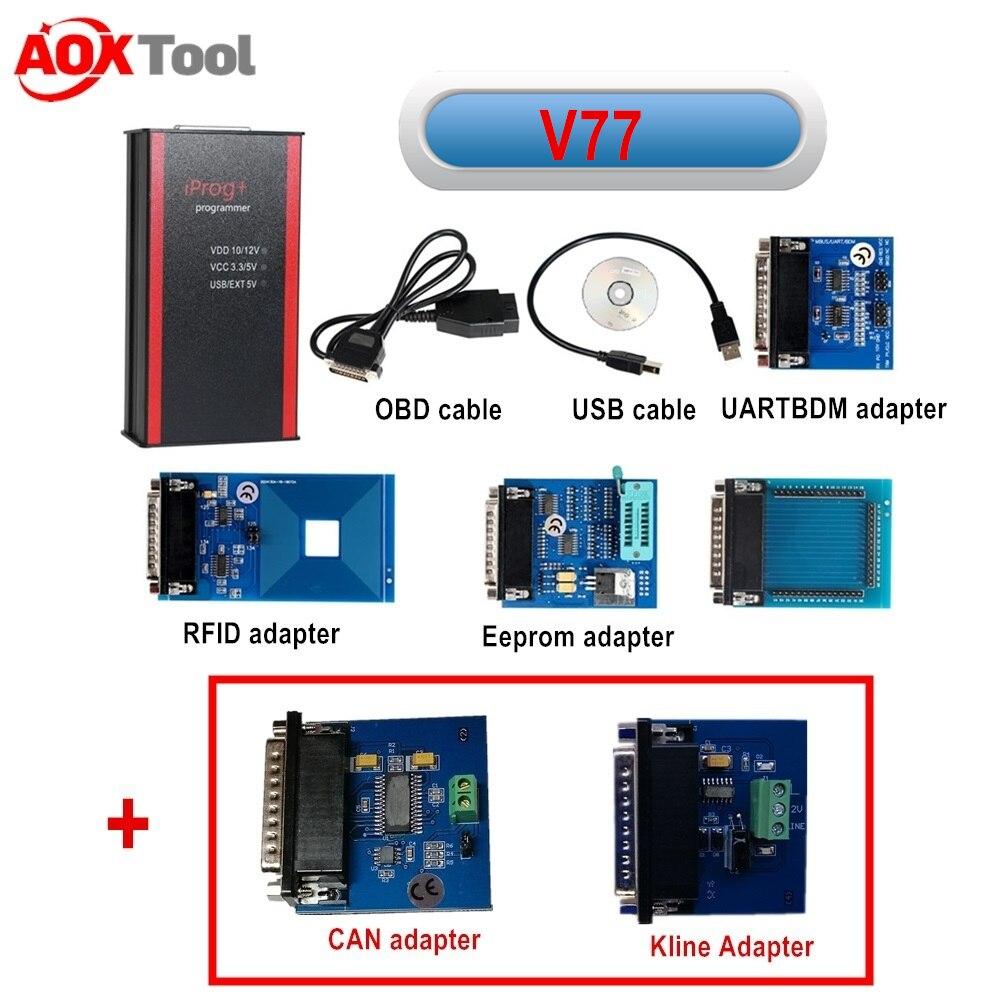 IPROG Porgrammer IR MB Adapters IPROG CAN-BUS Adapter IPROG Kline Adapter