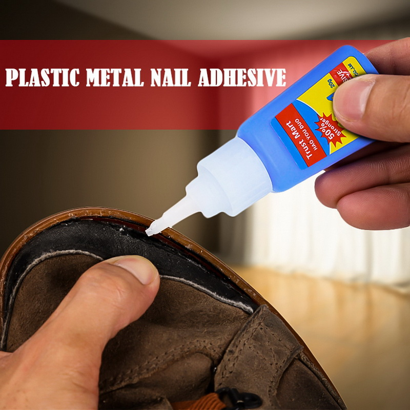 401 Rapid Fix Instant Fast Adhesive 20g Bottle  Super Glue Multi-Purpose Handmade Jewelry Stone Quick Dry Universal Glue
