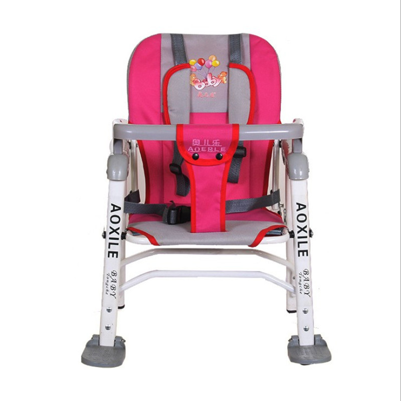 Bicycle Child Seat Seat Baby Safety Seat Rear Child Thickening Cushion Seat Bicycle Rear Seat