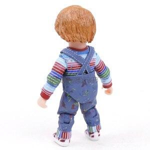 Image 4 - NECA Childs oyna Ultimate tıknaz PVC Action Figure koleksiyon Model oyuncak