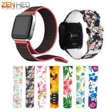 For Fitbit Versa 2 Wristband Band For Fitbit Versa/Versa Lite Strap Wrist Bracelet For fitbit Lite Verse 2 Smart Accessories mijobs pc diamonds case cover for fitbit versa band screen protector watch shell smart watch accessories for fitbit versa lite