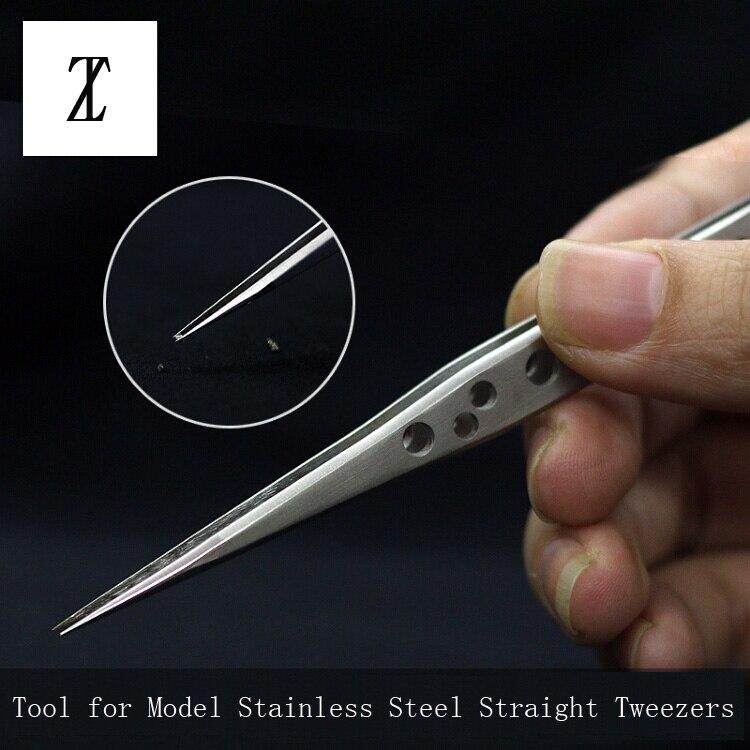 outils-de-modelisme-gundam-modele-militaire-pince-a-epiler-antistatique-en-acier-inoxydable-tete-droite-pince-a-epiler-antiderapante