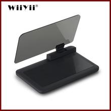 Универсальный автомобильный проекционный дисплей GEYIREN H6, автомобильный Стайлинг, держатель для телефона, навигатора, смартфона, gps, проекционный дисплей для любых автомобилей, автомобильные аксессуары