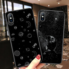 USLION Starry Planet Cases Cover For iPhone X XS XR Xs Max Cases For iPhone 6 6s 7 8 Plus 5 5s SE Lines Soft TPU Silicone Cover cheap Fitted Case Patterned Apple iPhones iPhone 5 iPhone 5s Iphone SE IPHONE 8 IPHONE 6S IPHONE 8 PLUS IPHONE XS MAX iPhone 7 Plus