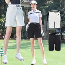 Summer Women's Shorts New Sports Clothes Casual Outdoor Golf Shorts Pants Girls High Waist Slim Sportswear For Tennis Baseball