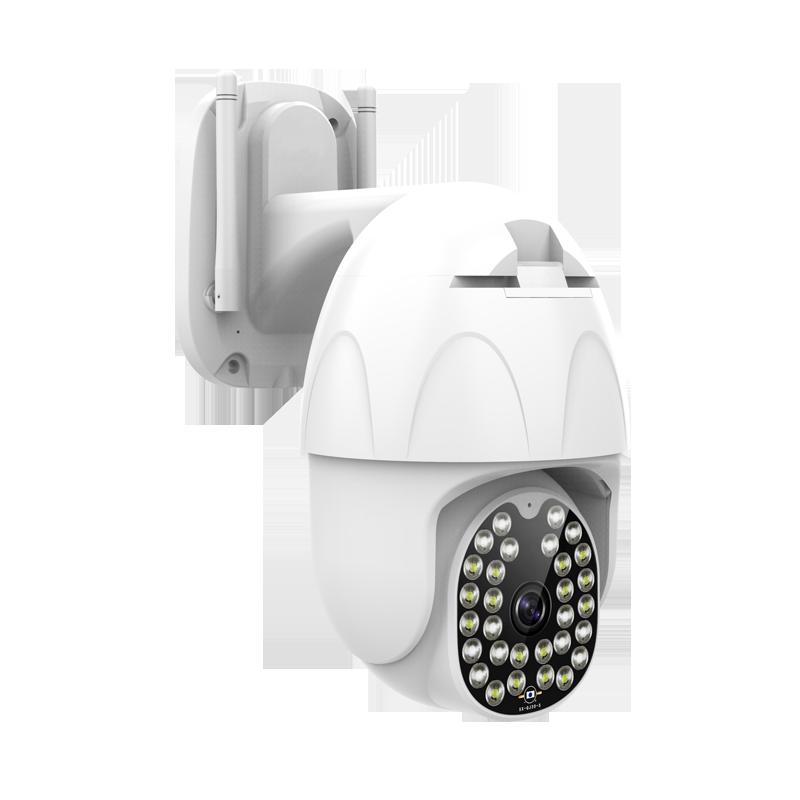 Hause wifi GSM alarm system wireless security alarm-kits mit pir sensoren tür detektor und wifi IP kamera tuya App control