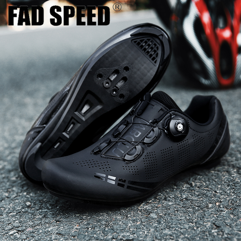 Cycling Shoes Men SPD Road Bike Sneakers Professional Outdoor Sport Self-locking Ultralight Bicycle Shoes Sapatilha Ciclismo Mtb