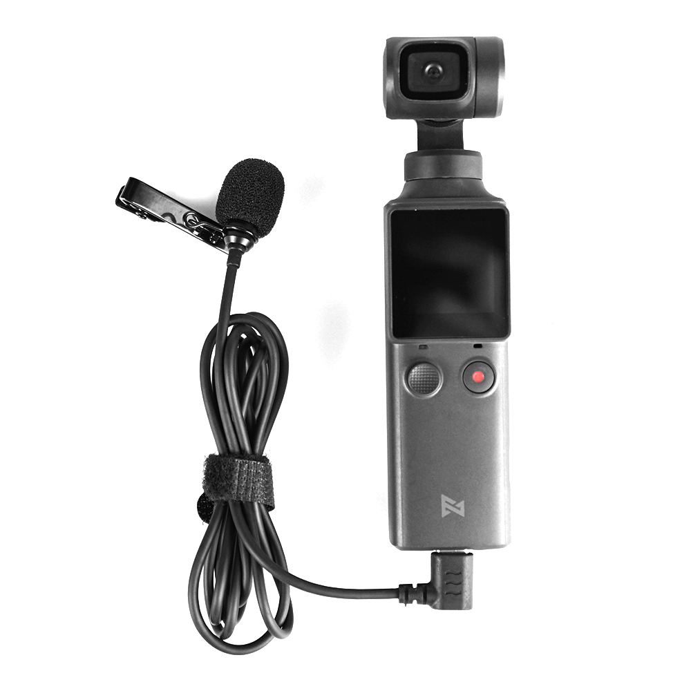 FIMI Palm gimbal camera microphone official fimi palm mic-phone Handheld Gimbal Accessory hi-fi sound quality noise reduction