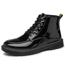Мужские ботинки; Повседневная обувь; Ботинки martin; Водонепроницаемая