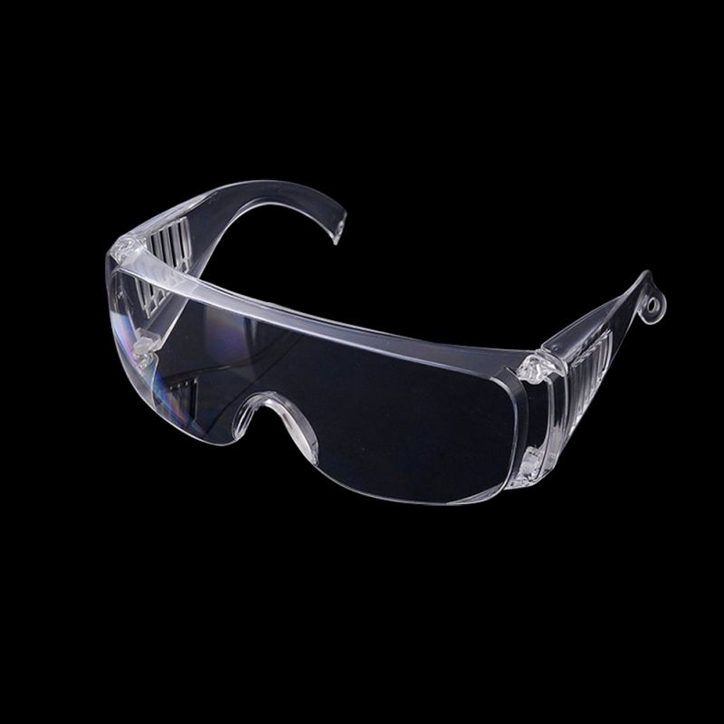 2019Newest Ergonomic Design Clear Safety Eyewear Protective Glasses Goggles For Construction Laboratory Chemistry Class