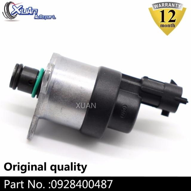 XUAN 0928400487 High Pressure Fuel Pump Regulator Suction Control SCV Valve For OPEL MOVANO VIVARO RENAULT TRAFIC SCENIC MEGANE