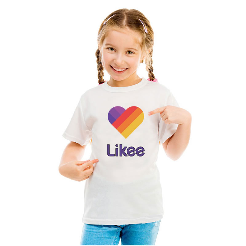 2020 Summer Family T-shirt Likee For Girl Women Men Cloth Child Rainbow Heart Lettle Cotton Tee Kid Boutique T Shirt Top