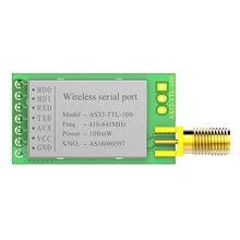 2 шт lora sx1278 433 МГц беспроводной радиочастотный модуль