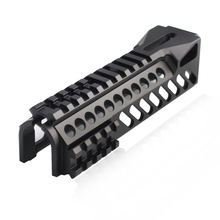 Magorui Taktische AK47 AK74 Gun Schiene System Einzigen Seite Picatinny Schiene Handschutz