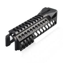Magorui taktik AK47 AK74 tabancası raylı sistem tek taraflı Picatinny ray Handguard
