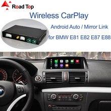 Wireless Sistema di CarPlay per BMW i3 I01 NBT 2012-2017, con Android Auto Collegamento Specchio AirPlay Auto Funzione di Riproduzione