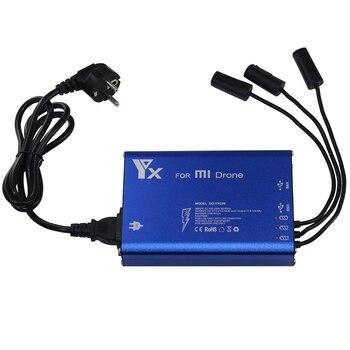 Cargador para MI Drone 4K Cámara repuestos 5 en 1 Batería cargador Hub transmisor cargador para Xiaomi drone Accesorios