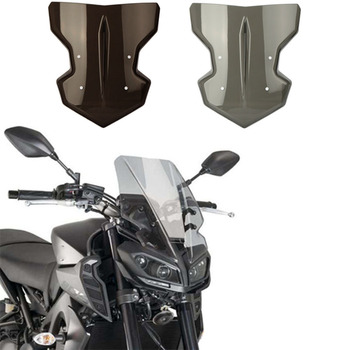 Windshield Windscreen Fairings Cover For Yamaha MT-09 MT09 2017-2018