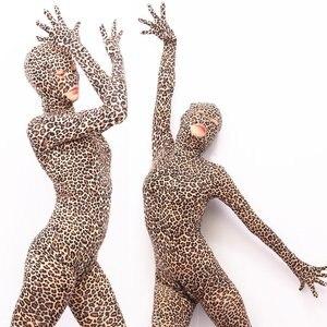 Эротический леопардовый комбинезон для женщин 2020, сексуальные принтованные пары, флирт, обтягивающие секс-игры, все включено, боди, формиро...