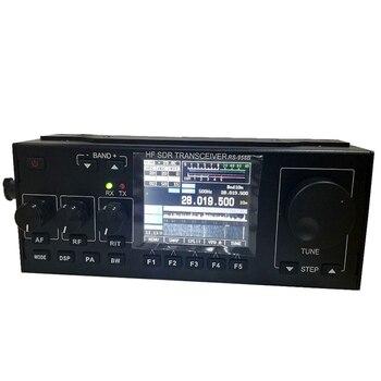 0.5-30MHz RS-958B SSB HF SDR HAM Transceiver Transmit V0.6 4000mAh Battery